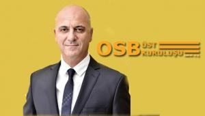Ali Bahar, 15 OSB'nin Bölge Koordinatörü oldu