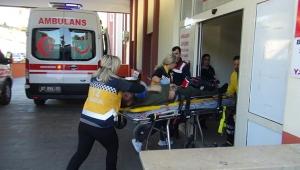 Antalya'da 2 çocuk babası adam, araç içinde kurşun yağmuruna tutuldu