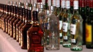 338 litre kaçak içki ele geçirildi