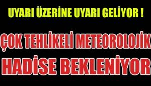 Antalya Meteoroloji Müdürü Öztürk: