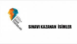 Antalya Şehir Tiyatroları yeni oyuncularını seçti