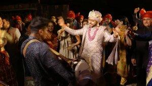 Antalya'da yüksek bütçeli Hint düğününe davetliler özel uçakla geldi