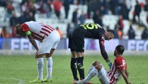 Antalyaspor 7 maçta 1 puan kazanabildi