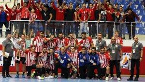 Antalyaspor erkek hentbol'un rakibi Spor Toto