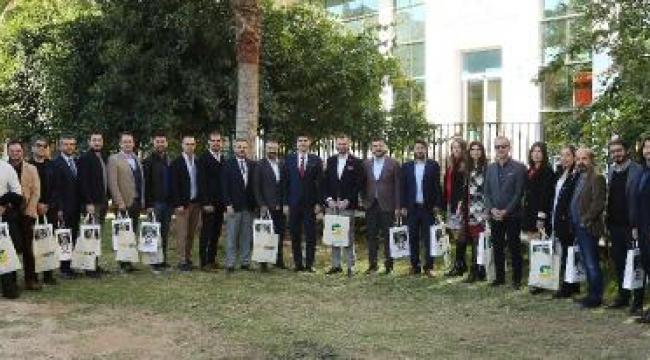 ANTGİAD'ın 'İş'te Üye' toplantısı yapıldı