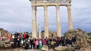 Apollon Tapınağı ilgi çekiyor