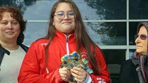 Avrupa Şampiyonu Aleyna Kaymaz: