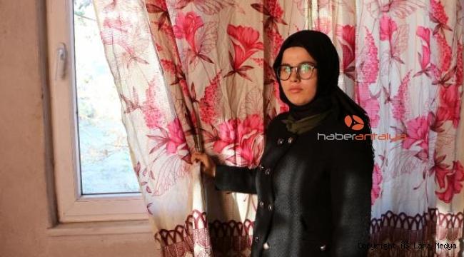 Ayşenur'un ailesi, tahliye kararının ardından perdelerini açamıyor
