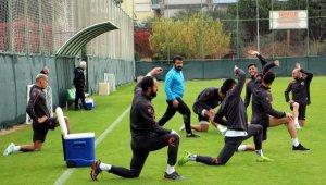 Aytemiz Alanyaspor'da Galatasaray hazırlığı