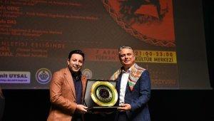 Başkan Uysal'dan milli kültür vurgusu