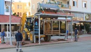 Büyükşehir'den Gazipaşa'ya 4 yeni durak