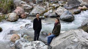 Çevreci çift, 6 yıldır vegan besleniyor