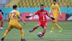 Eyüpspor - Antalyaspor: 0-3