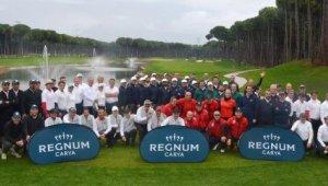 Fikret Öztürk Golf Turnuvası başladı
