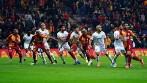 Galatasaray: 1 - Aytemiz Alanyaspor: 0