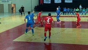 Görme Engelli Futsal Milli Takımı, İtalya'yı mağlup etti