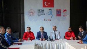 Görme Engelli Futsal Milli Takımı'nın hedefi dünya şampiyonluğu