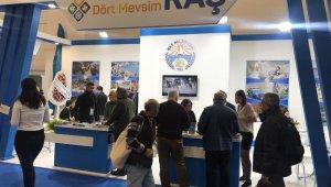 Kaş Belediyesi 13. Travel Turkey İzmir'de