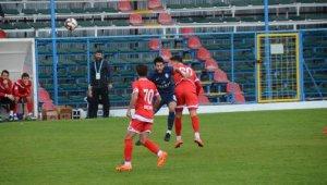 Kemerspor 2003 - Elazığ Belediye Spor FK: 0-4
