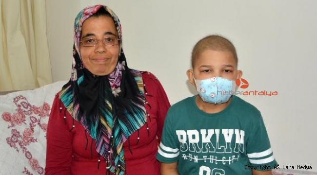 Lösemi hastası Osman Efe, yaşam mücadelesini kaybetti