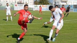 Serik Belediyespor - Erzinspor: 3-2