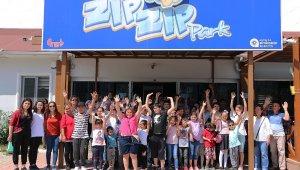 Sosyal tesisler 2 milyonu aşkın ziyaretçi ağırladı