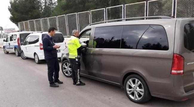 Taksicilerden 'şoförlü rent a car' tepkisi