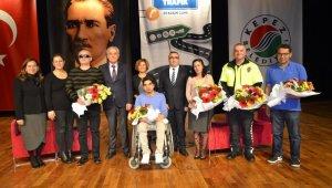 Trafik kazaları nedeniyle engelli kalan vatandaşlar yaşadıklarını anlattı