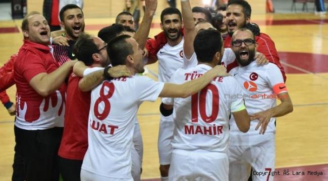 Türkiye, Rusya'yı 4-1 yendi