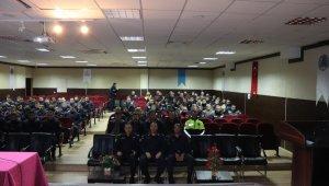 AFAD'dan emniyet personeline eğitim