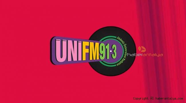Akdeniz Üniversitesi Radyosu birinci oldu