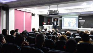 Antalya'da tarım sigortaları eğitimi