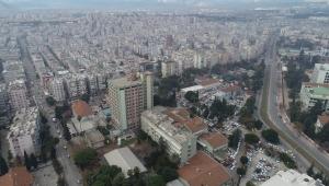 Atatürk Devlet Hastanesi yıkılıyor