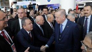 Başkan Böcek'in Ankara Haritası