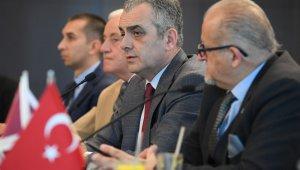 Başkan Semih Esen, ANSİAD'IN konuğu oldu