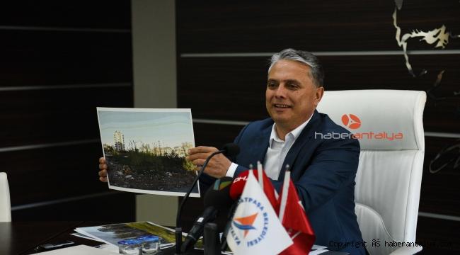 Encümenden Muratpaşa kararı