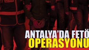 FETÖ'ye peş peşe operasyonlar: 10 gözaltı