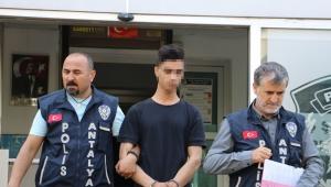Komando bıçağını babasına sapladı mahkemede