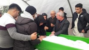 Norveç'te vurulan genç öğretmen Antalya'da defnedildi