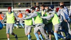Trabzonspor devre arası hazırlıklarını tamamladı
