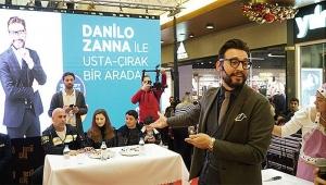 Ünlü İtalyan Şef Danilo Zanna TerraCity'de