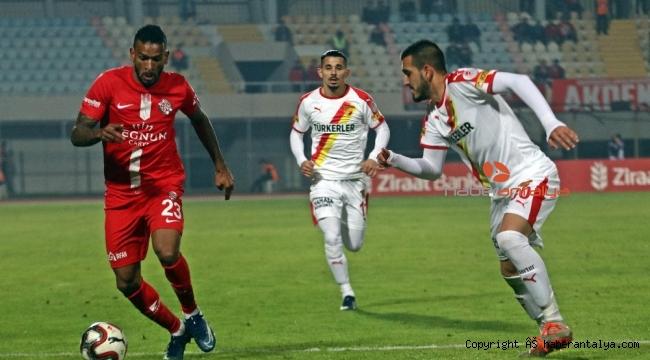 Ziraat Türkiye Kupası: Antalyaspor: 4 - Göztepe: 3