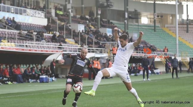 Ziraat Türkiye Kupası: Aytemiz Alanyaspor: 3 - Kasımpaşa: 1