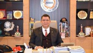 """AESOB Başkanı Dere: """"Dükkan açarken fizibilite yapılmalı"""""""