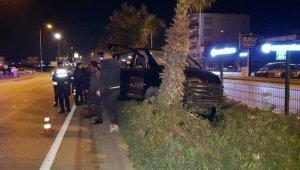 Antalya'da trafik kazası geçiren Özhaseki'den teşekkür mesajı