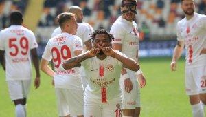 Antalyaspor'da Fredy'den büyük çıkış