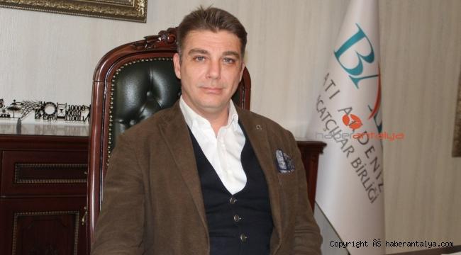 """BAİB Başkanı Bahar: """"150 bin kota dolu, 50 bini 3 ayda doldururuz"""""""