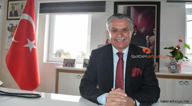 """Başkan Topaloğlu: """"Şeffaf bir ihale oldu"""""""
