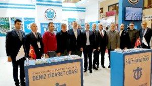 DTO Antalya Şubesi EMITT Fuarında deniz turizmini tanıttı