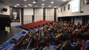 """Muratpaşa Belediyesi sürücülerine """"Trafik Güvenliği Eğitimi"""" verildi"""